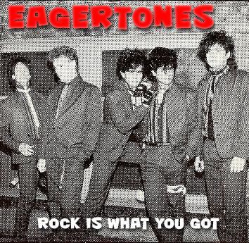 Eagertones - Eagertones